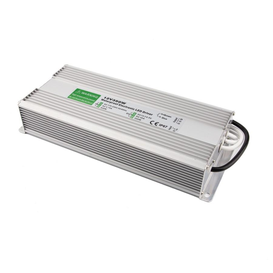 Power supply 350W-12V-30A IP67